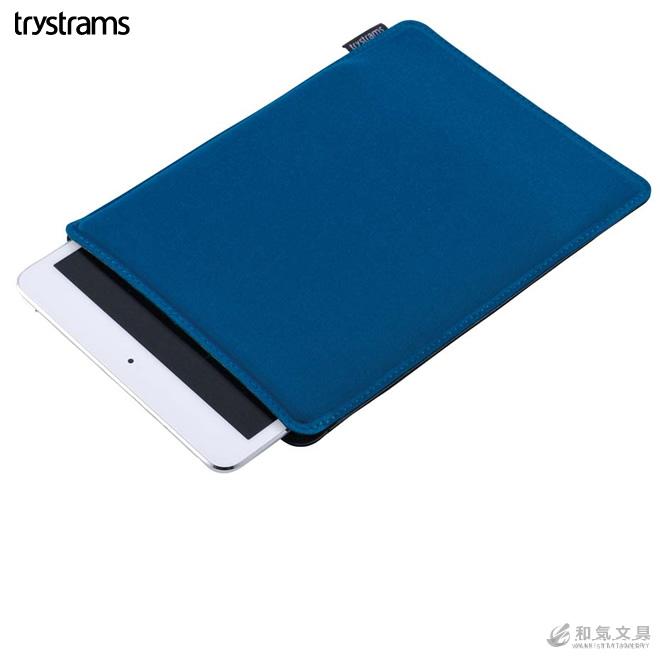 iPad miniも収納できるメインポケット