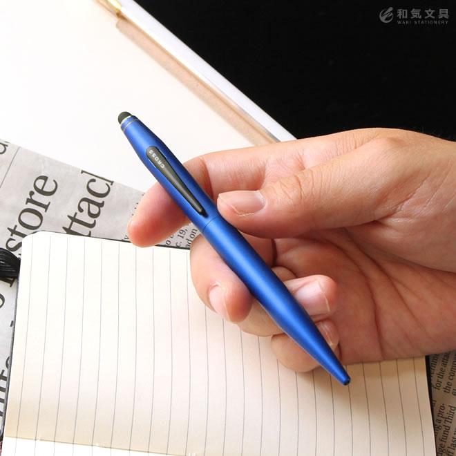 ボールペンとスタイラス(タッチ)ペン2つの使い方ができる多機能タイプ