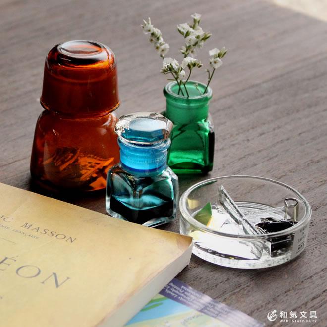 何を入れようかワクワクする 日本のガラス瓶たち