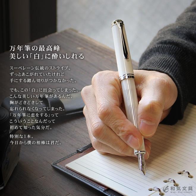万年筆の最高峰