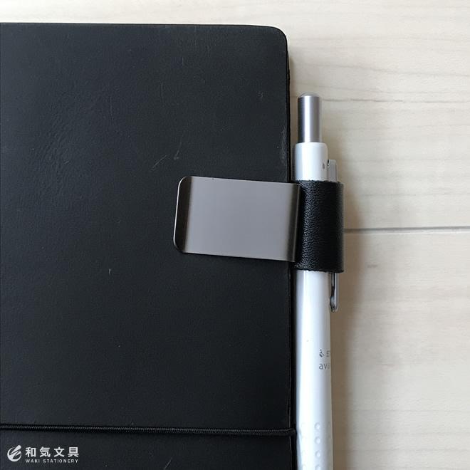 さらに、細身の筆記具で試すとすんなり