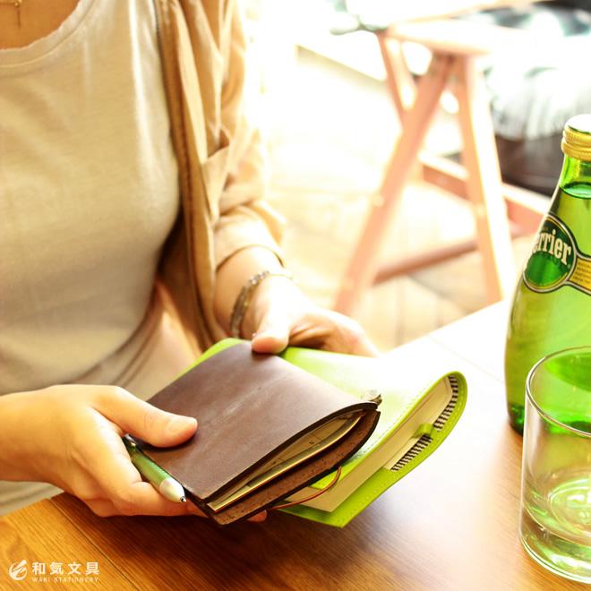 【手帳 2020年】トラベラーズノート TRAVELER'S Notebook 週間バーチカル (時間軸タテ)ダイアリー  + 無地ノート セット