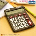 ミラン MILAN 8桁デジタル電卓ビッグキー