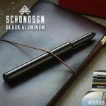 ショーン・デザイン Schon DSGN ブラックアルミニウム Black Aluminum ボールペン