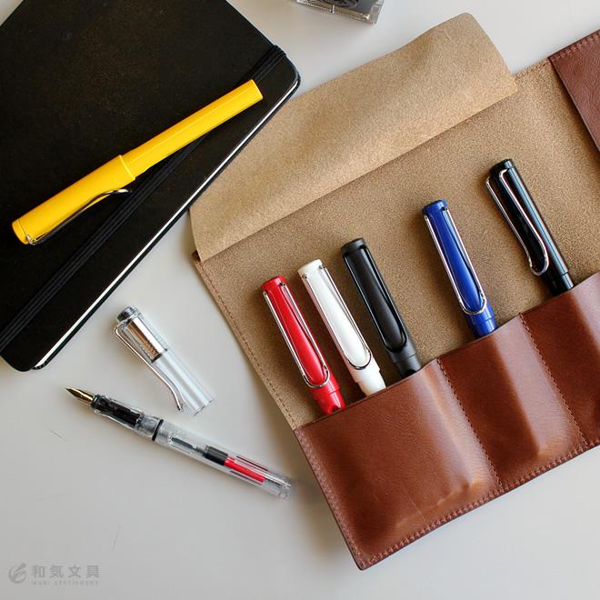 ドイツ職人の技術とデザインを楽しむ!「ラミー万年筆5選」